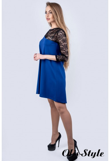 Платье Сакура (электрик) Оптовая цена