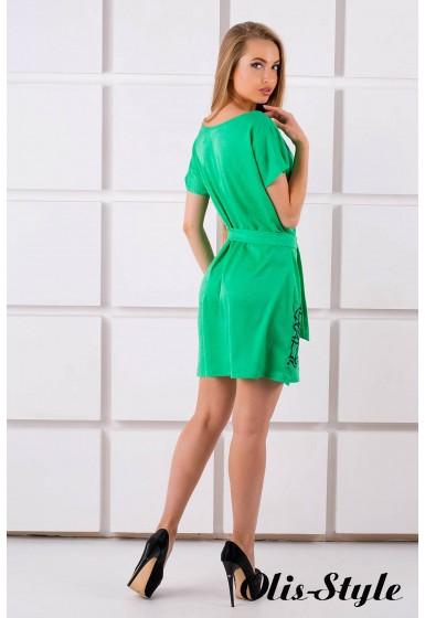 Платье Майли (ментол) Оптовая цена