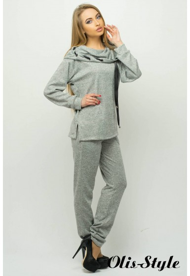 Спортивный костюм Крокус (серый) Оптовая цена