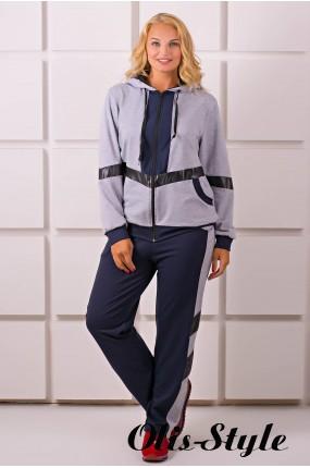 Спортивный костюм Лэсси (серый)   оптовая цена