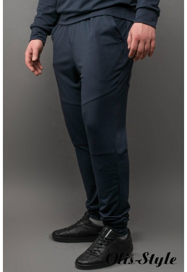 Мужские спортивные штаны Лотос (синий) Оптовая Цена