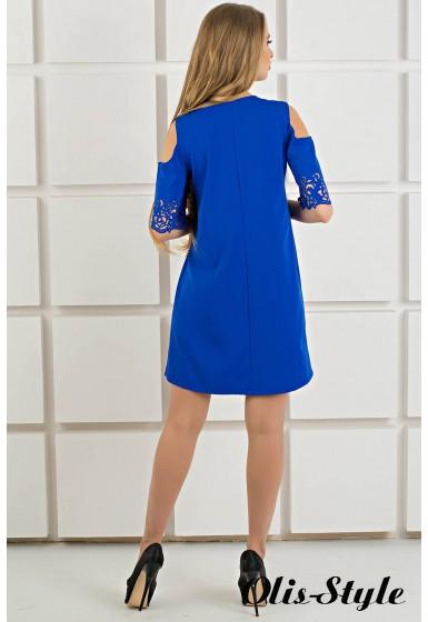 Платье Марлен (электрик) Оптовая цена