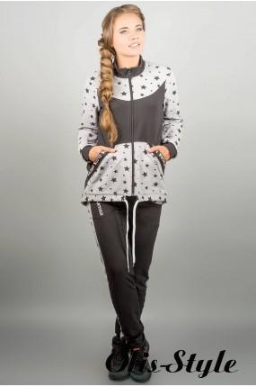 Спортивный костюм Лира (серый)   Оптовая Цена
