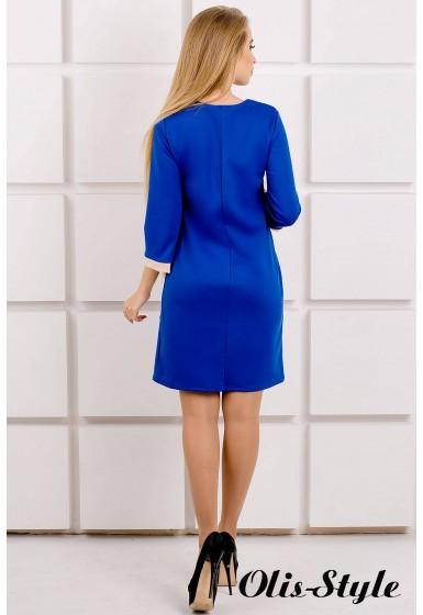 Платье Белинда (электрик) Оптовая цена