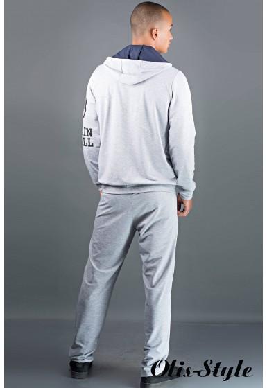 Мужской спортивный костюм Шалди (серый) Оптовая Цена