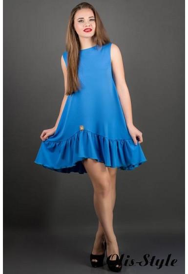 Платье Роми (бирюза) оптовая цена