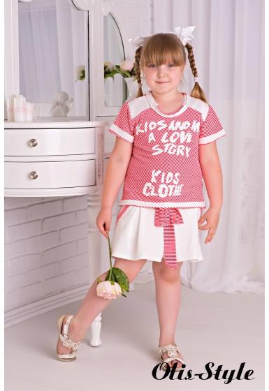Костюм детский Флоренция (белый) оптовая цена