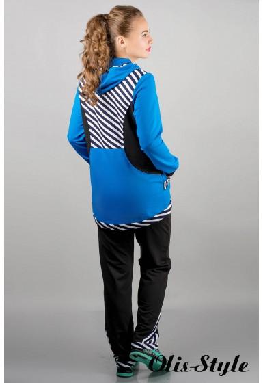 спортивный костюм Магнолия (бирюза полоска) Оптовая Цена