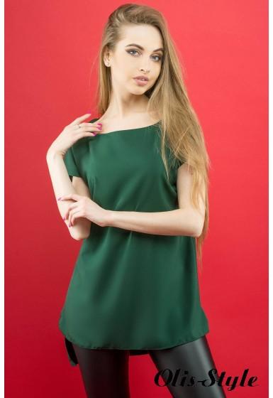 Туника Аманда (зеленый) оптовая цена