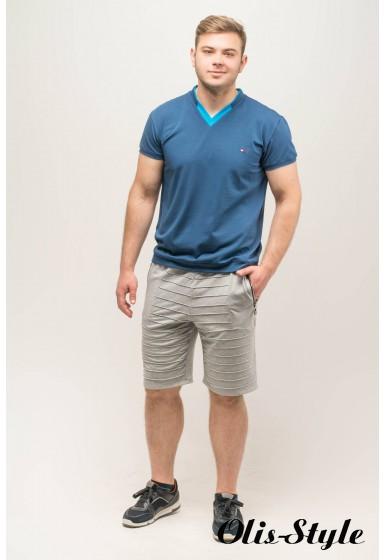 Мужские шорты Энджи (серый)
