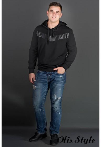 Мужская толстовка Ирланда (черный) оптовая цена