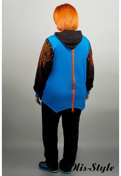 Спортивный костюм Эрика  (бирюза)   оптовая цена