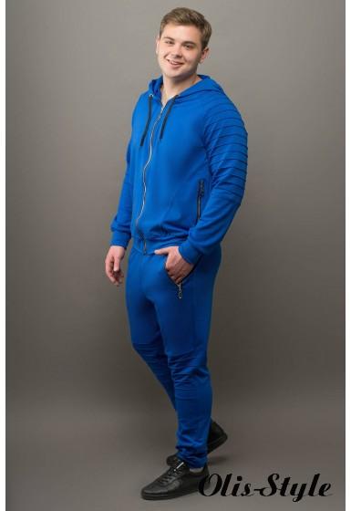 Мужской спортивный костюм Тимм (электрик) Оптовая Цена