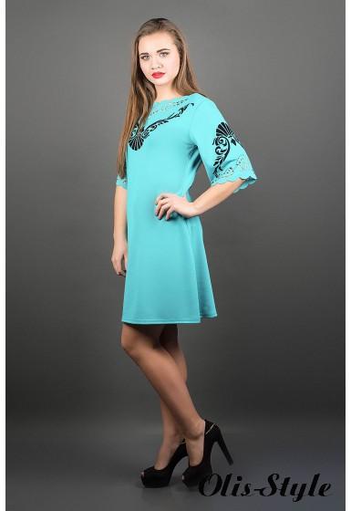 Платье Юлия (мята)  оптовая цена