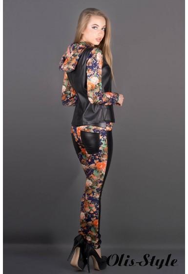 Спортивный костюм Мейлис (цветы) Оптовая цена