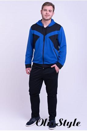 Мужской спортивный костюм Адвенд (электрик) Оптовая Цена