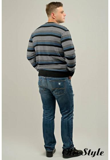 Мужской свитер Брайтон (черный) оптовая цена