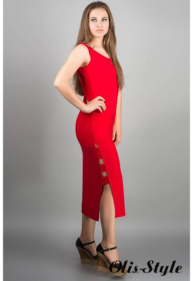 Сарафан Биатрис (красный) оптовая цена