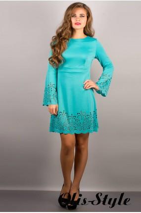 Платье Мальдива (бирюза) Оптовая цена