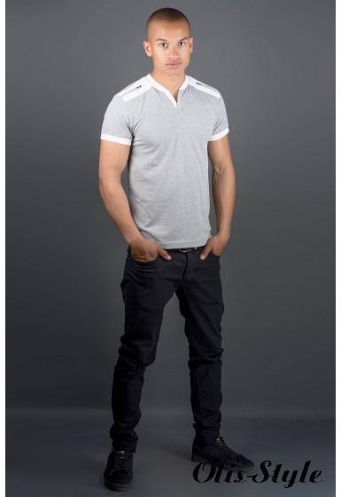 Мужская футболка Рональдо (серый) оптовая цена