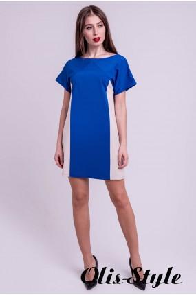 Платье Эвелина (электрик) Оптовая цена