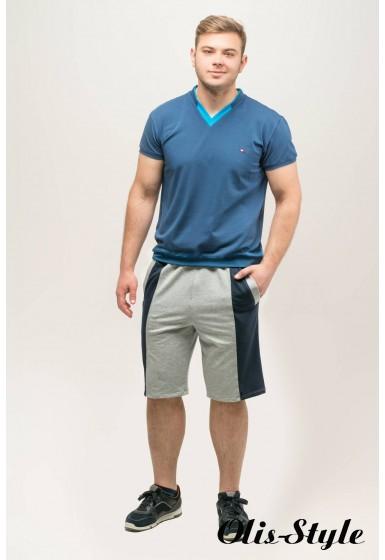 Мужские шорты Морган (серый)