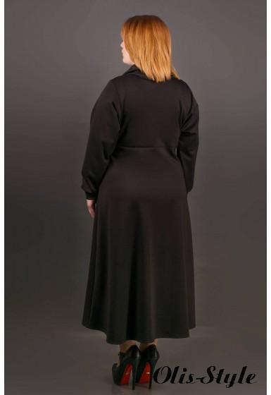 Платье Клеш (черный) Оптовая цена