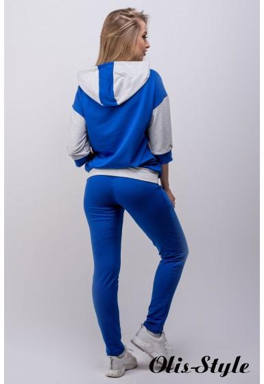 Спортивный костюм Вилари (электрик) Оптовая цена