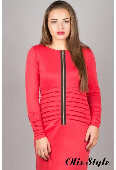 Платье Рио (коралл)     оптовая цена