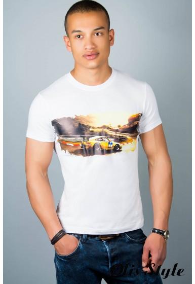 Мужская футболка (№23)   оптовая цена
