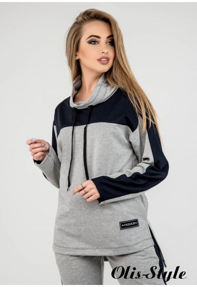 Спортивный костюм Джейла (серый) Оптовая цена