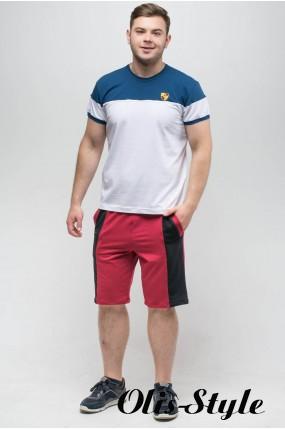 Мужская футболка Фердинант (белый) оптовая цена