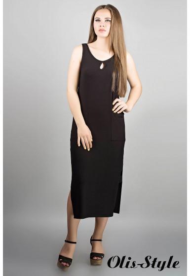 Сарафан Биатрис (черный) оптовая цена