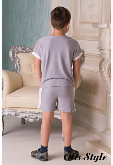 Костюм детский Бристоль (серый) оптовая цена