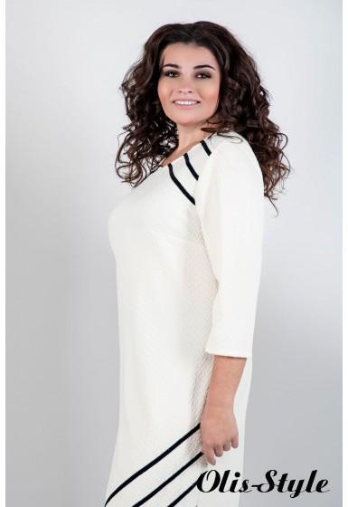 Платье Камелия (молочный) Оптовая цена