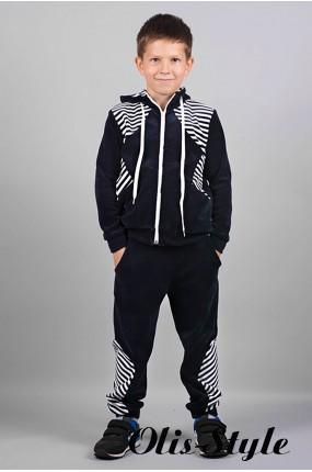 Спортивный костюм Мантана (черный) оптовая цена