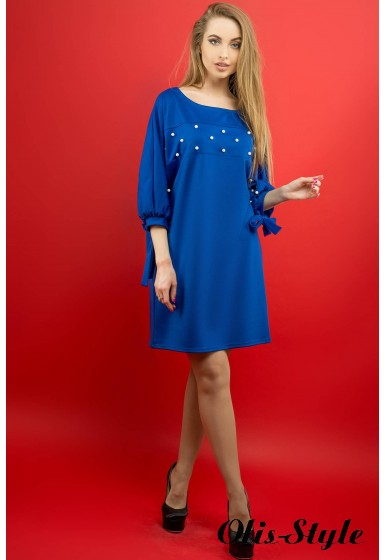 Платье Марис (электрик) Оптовая цена