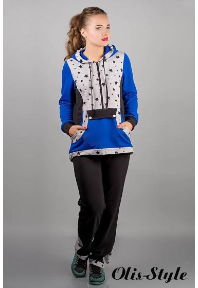 спортивный костюм Магнолия (электрик звезды) Оптовая Цена