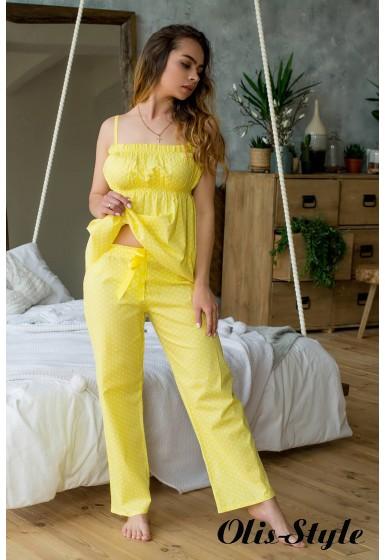 Пижама Стефани (желтый) оптовая цена
