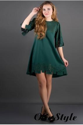 Платье Айви (зеленый) Оптовая Цена