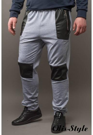 Мужские спортивные штаны Алекс (серый) Оптовая Цена