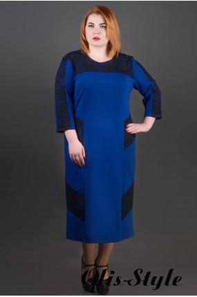 Платье Грация (электрик) Оптовая цена