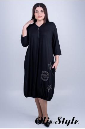 Платье Окси (черный)