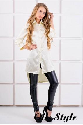 Рубашка Авива (молочный) оптовая цена