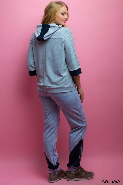 Спортивный костюм Кэри (серый) оптовая цена