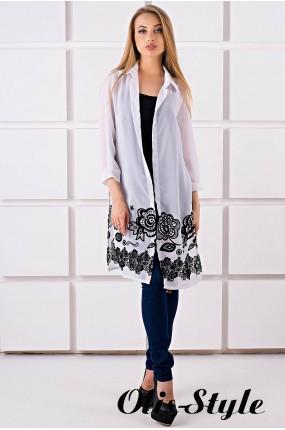 Рубашка Марганита (белый) оптовая цена