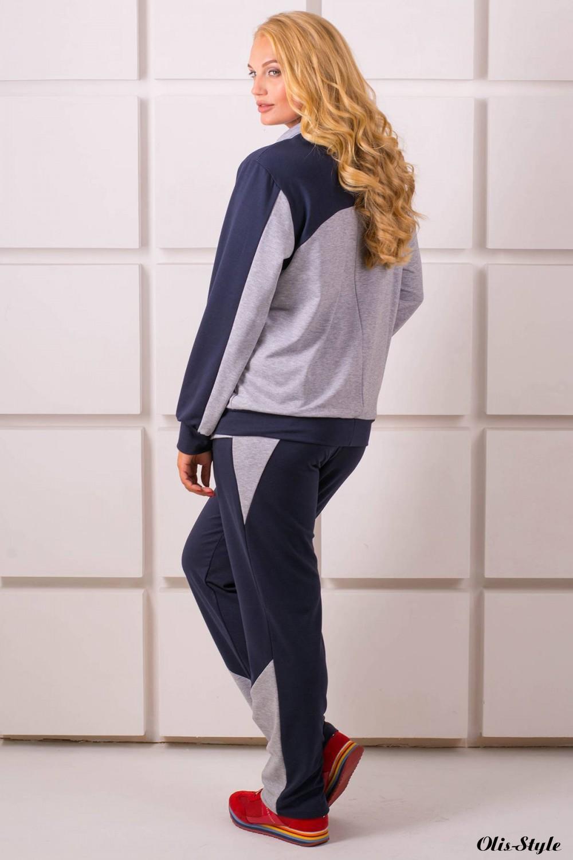 Спортивный костюм Бонита (серый) оптовая цена