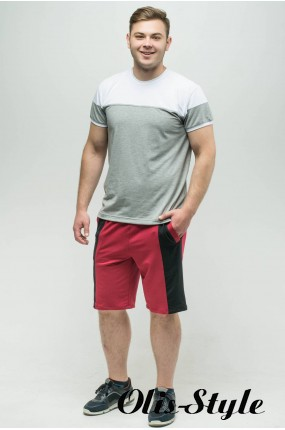 Мужская футболка Фердинант (серый) оптовая цена