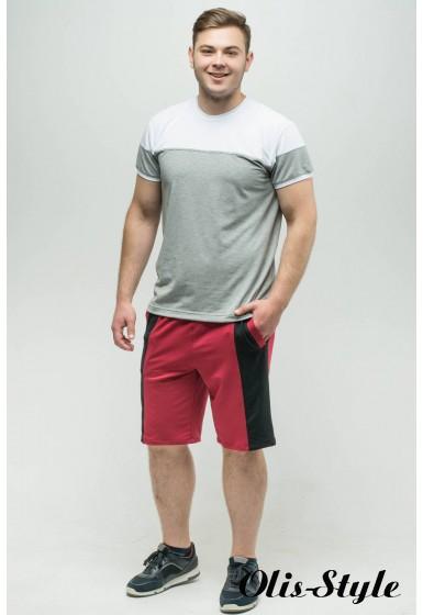 Мужская футболка Фердинант (серый)