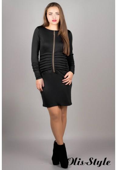 Платье Рио (черный)     оптовая цена